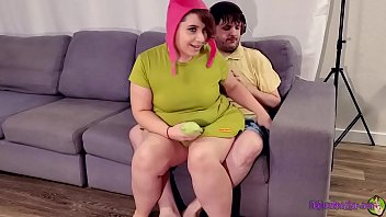 maybe gene s dick will get bigger after louise sucks it and fucks it for a xnxx 89 com bit - clip 1