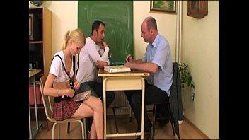 schoolgirl screwed xxnxvideos by teacher and classmate