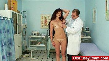 redhead qfxxx milf vagina checkup at kinky hospital