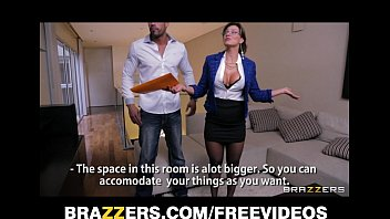 www xxx sec com sexy spanish real estate agent fucks her client to make a sale