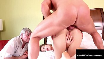 step yujizz dad watches step daughter haley reed get anal pounded
