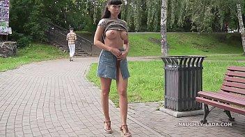 sunnyleone without dress jeans skirt flashing