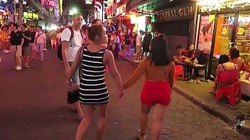 thailand sex cougar nue tourist goes pattaya