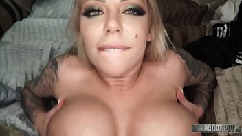 i just wanna make you www x voices com feel good - big boobed step d. karma rx takes care of dad s cock