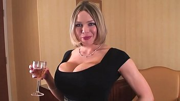 busty blonde lawyer helps you celebrate pornovideo your divorce