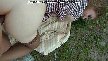 ww com xx blonde cutie outdoor sex