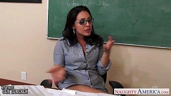 busty teachers gracie glam xxxex kendra lust sharing student