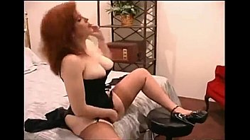 fire hot sexy just porno hd redhead in full fashion stockings