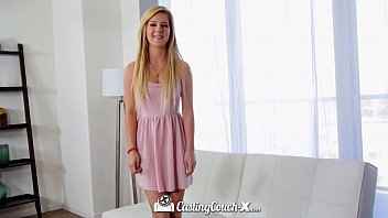 castingcouch-x - beautiful sex video games bella rose takes a facial from the casting agent