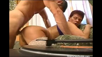 girl get nude hung stud nails dirty granny