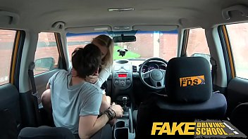 fake driving school horny gambar sex blonde american learners squirting orgasms