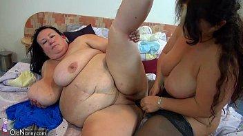 oldnanny sondeza com old chubby granny slave is whiped chubby mature