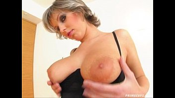 prime cups busty milf faapy fucks two lucky guys