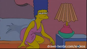 lesbian hentai - lois xvx video griffin and marge simpson