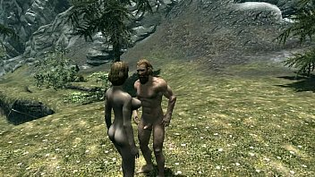 riverwood arabicsex slut bangs faendal cheats with alvor and ends with the town d..