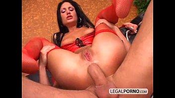 two guys with big mia maleno dicks fuck two sexy sluts nl-11-04