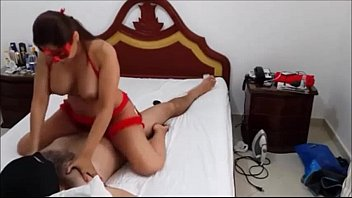 masked wife rides on top xv deo of boss