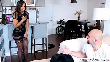 kelsi monroe s big ass bounces from a big dick girl showing pussy fuck - naughty america