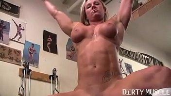 naked female bodybuilder shows www black com off big clit