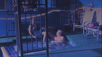 priyanka blue film poolside awesomeness