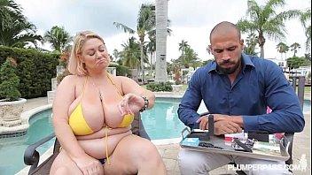 bbw legend samantha 38 wear yellow bikini xxx photo in xxx scene