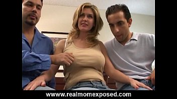 double bf sax penetration with your busty wife