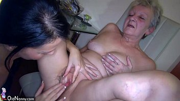 oldnanny sexy young girl and skinny old mature xxxxxxvideo have sex with toy