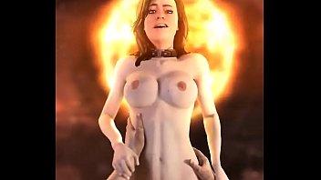 3d nude pole dance anime collection 01