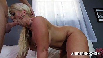 big tit cougar alura xcxxx jenson loves fucking y. men