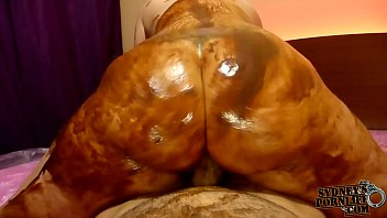 huge booty sex amerika video covered in chocolate wam sex