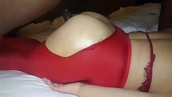 boob massage video hot latina milf stepmom fucks prone bone by bbc