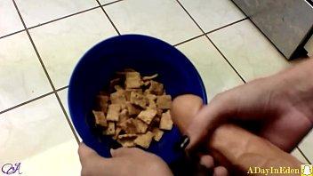 futanari fantasies cumming on my cereal xxxin a sneak peek