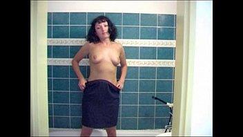 beautiful russian brunette girl peeing desi masala com in the shower