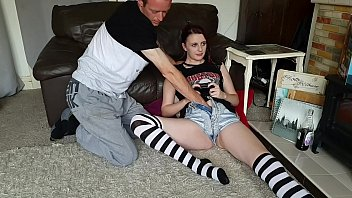 gamer www xxx sec com girl gets ficked while playing- short version