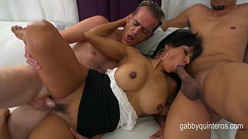 sexy boor ka photo gabby quinteros gets double teamed by her horny students