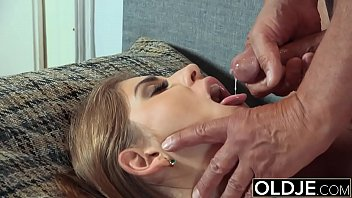 pretty young girl mouthful of cum and anal xxxxmovies com sex with grandpa cock