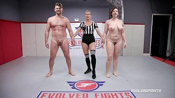 naked sex fighting mistress kara wrestles jack friday doing a 69 and being chut maarna fucked hard