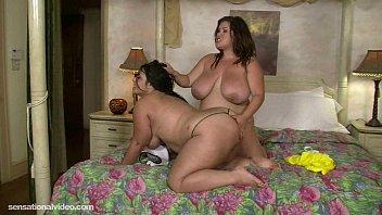 big tit fat porn93 com lesbians lick each others wet pussy