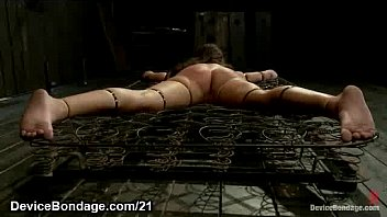 shackled babe manhandled and fingered while standing hot girls xxx play video com are here try it fuckno w1 8.com