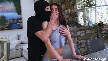 indian sex blogs bangbros - neglected lana rhoades gets fucked by an intruder