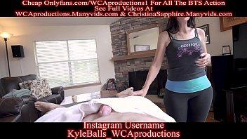 angel locsin scandal massage from my girlfriends hot mom part 1 christina sapphire