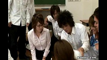 horny japanese www sxe vido teacher gets fucked and a.