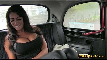 prone free sex videos massive boobs ava fucked with a pervert driver inside a cab