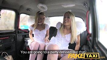 fake taxi angels hot girl gets fucked fuck santas little helper