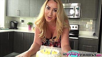 janna ww x movie com hicks surprises step-son with cake and a creampie