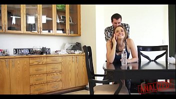 chanel preston fucked in doggystyle while making sex pornd a phone call