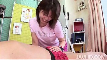 cute and horny rika kitano uses her talents to coax a guy to flip sex vidyo her around and
