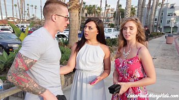 lena paul and whitney wright share boyfriend redwap in nathan red s cock