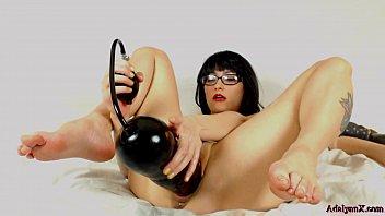 iyutube adalynnx - playing with my big toys 3