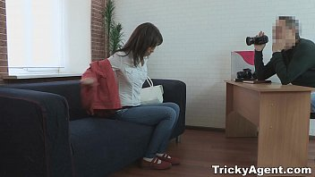 tricky agent - a dream girl xxxn vedio iva zan teen porn gets fucked by an agent